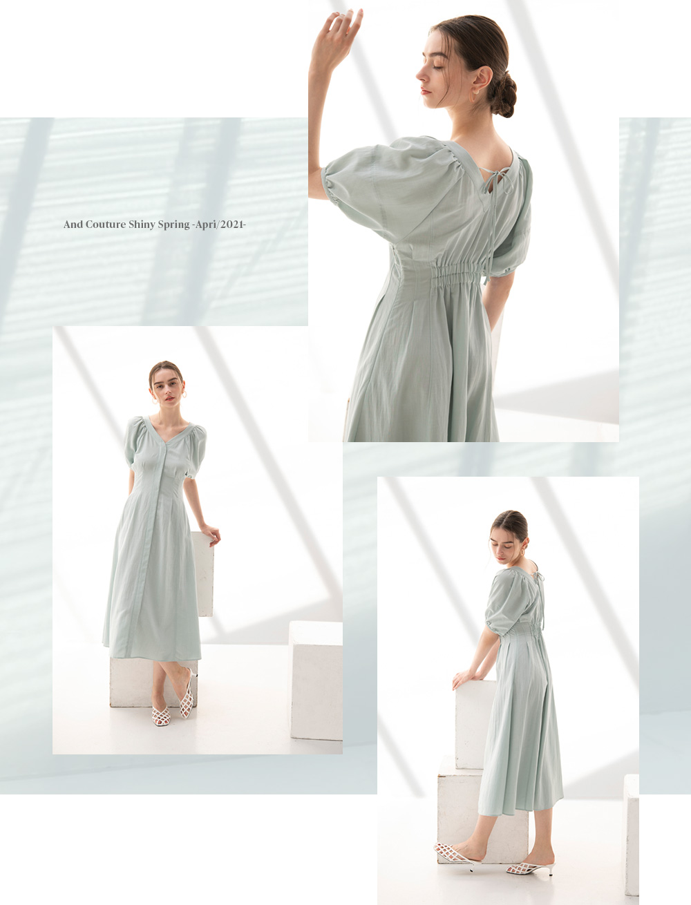 And Couture Shiny Spring -Apri 2021-