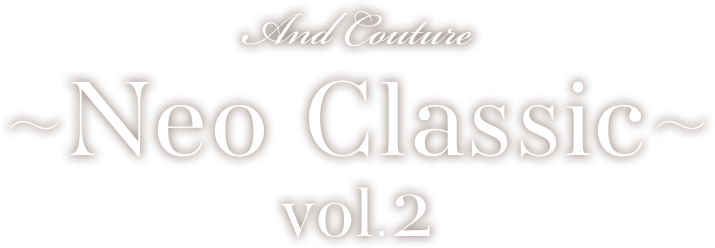 And Couture Neo Classic vol.2