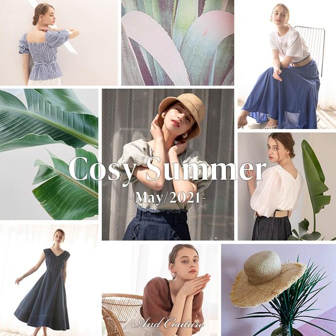 Cosy Summer-May/2021-
