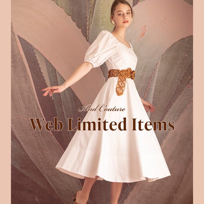 Web Limited Items