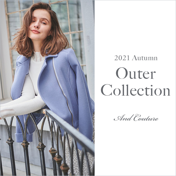 2021 Autumn Outer Collection