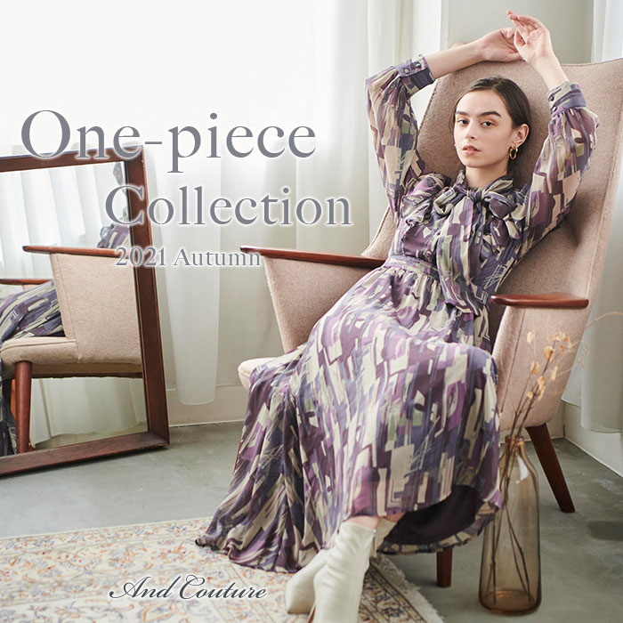 One-piece Collection 2021 Autumn