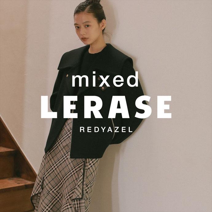 mixed LERASE×REDYAZEL