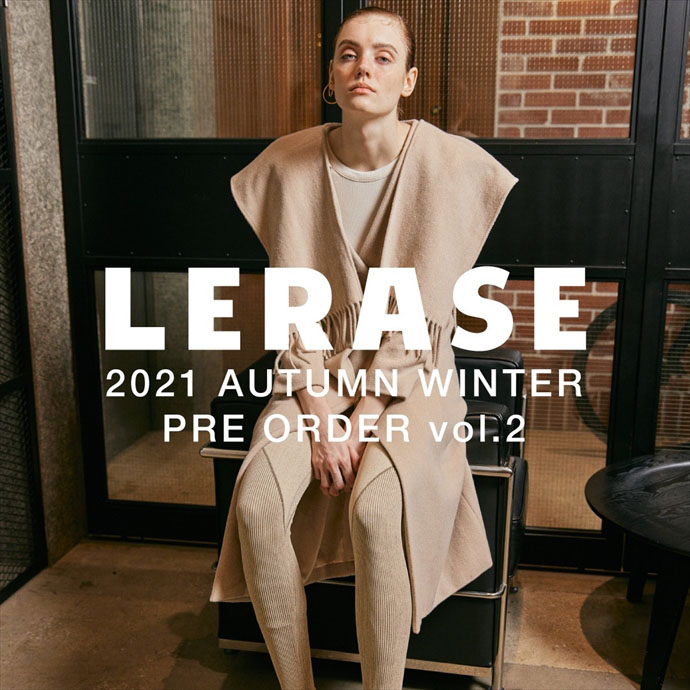 2021A/W pre-order vol.2