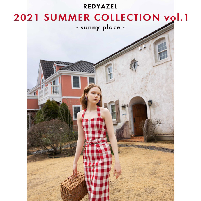2021 SUMMER COLLECTION vol.1 - sunny place -