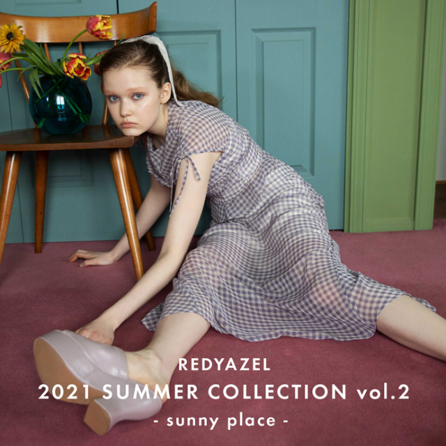 2021 SUMMER COLLECTION vol.2 - sunny place -