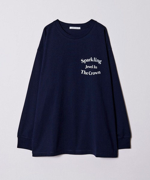 Sparkling Jewel In The CrownプリントTシャツ