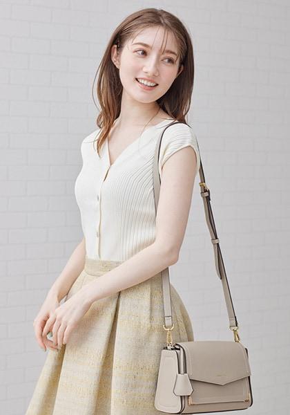 Swingle ティファニー春香さんが着る LOOK BOOK