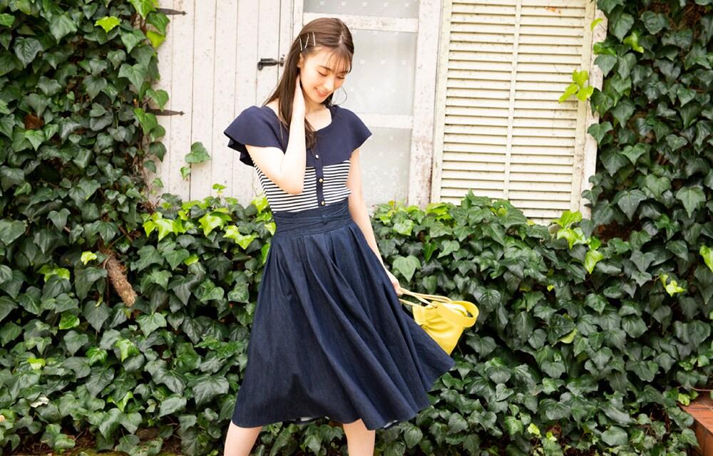 Swingle Summer LOOK MAYU MIYAMOTO×Swingle