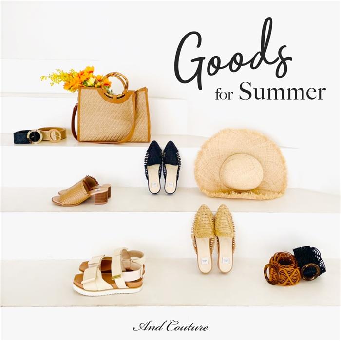 【Goods for Summer】