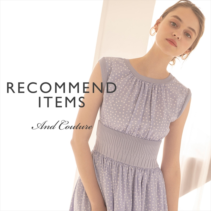 【RECOMMEND ITEMS】