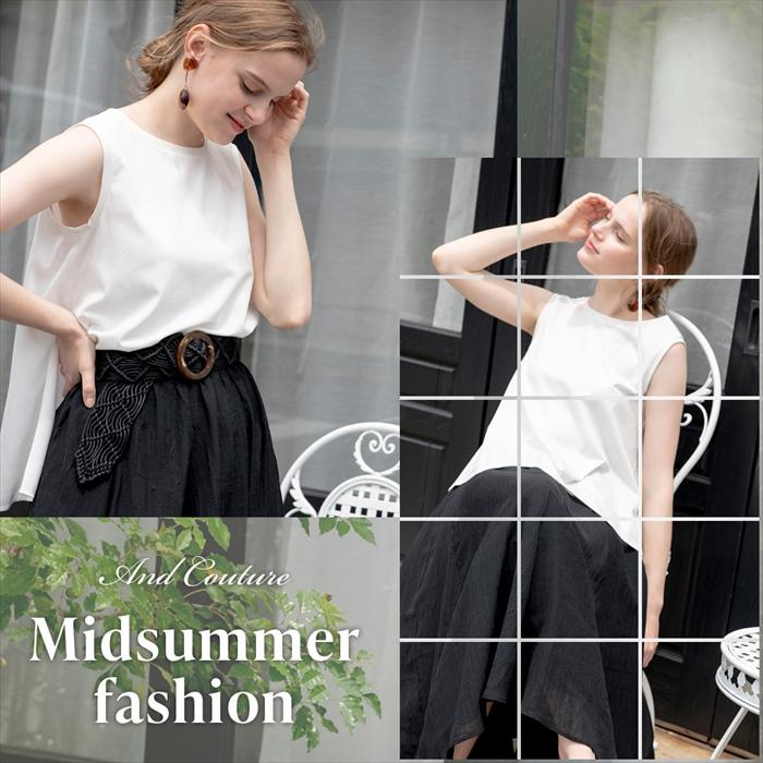 【Midsummer fashion】