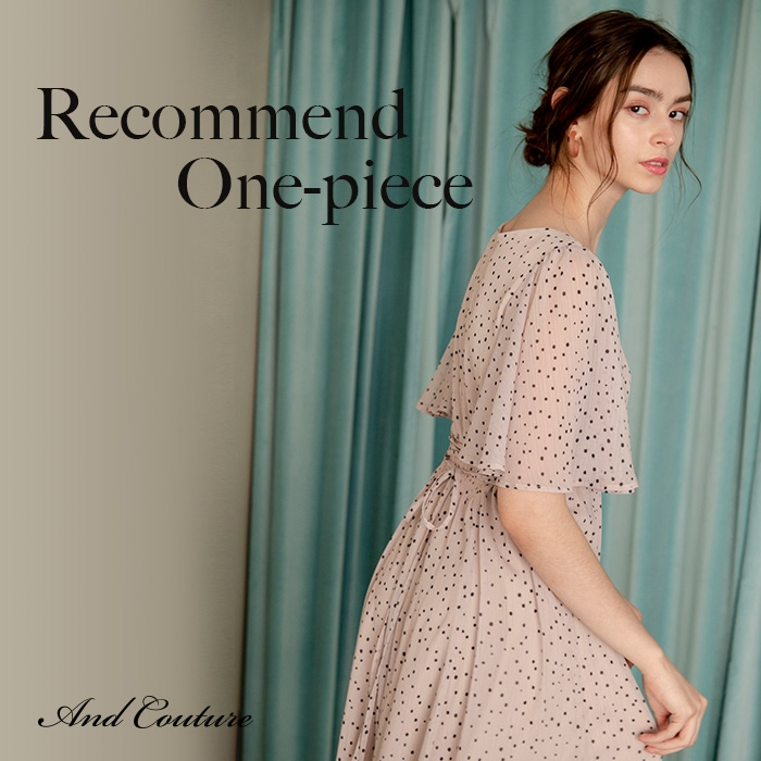 【RECOMMEND One-piece】
