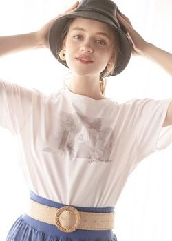 【PhotoプリントTシャツ】