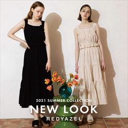【2021 SUMMER COLLECTION NEW LOOK】