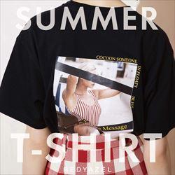 【SUMMER T-SHIRT】