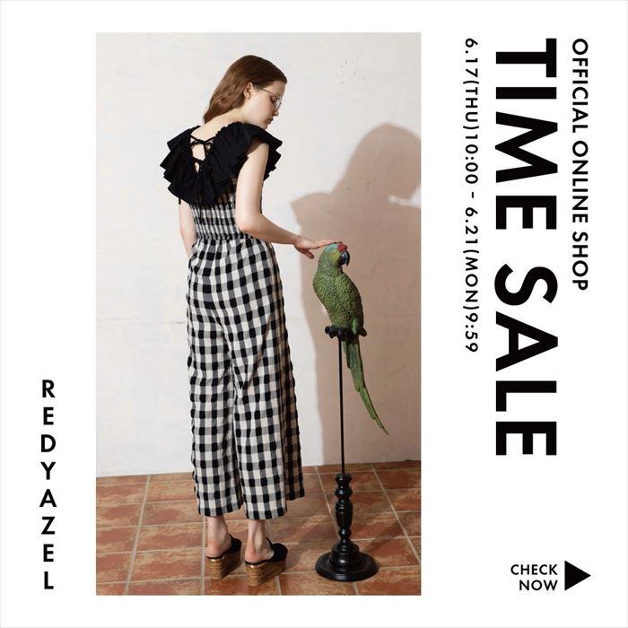 【TIME SALE】