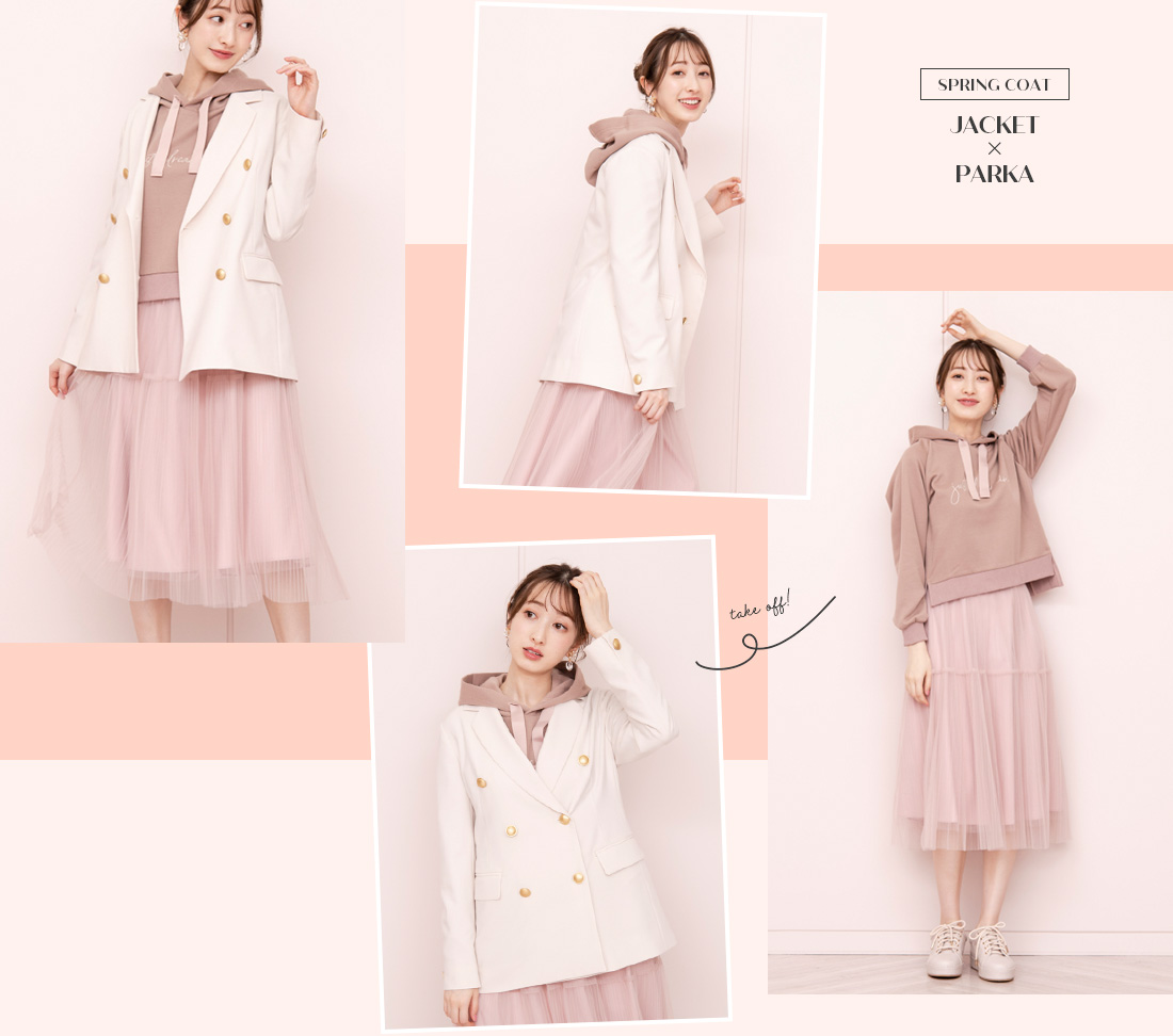 WILLSELECTION SPRING OUTER