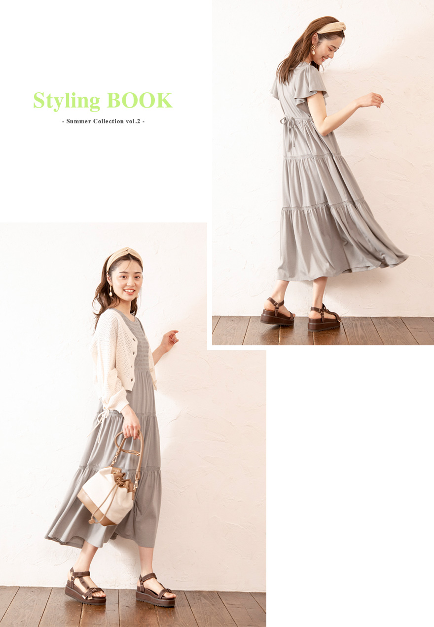 WILLSELECTION Styling BOOK - Summer Collection vol.2 -
